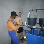 Installation of RAS Equipment