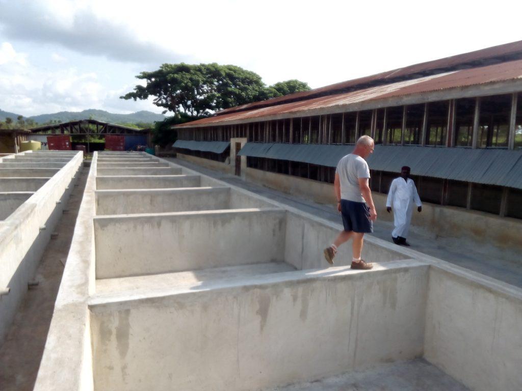 Fish Farm Design Construction Gerrit Fleuren Ventures