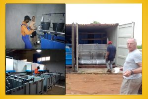 Hatchery Equipment supply and Installation