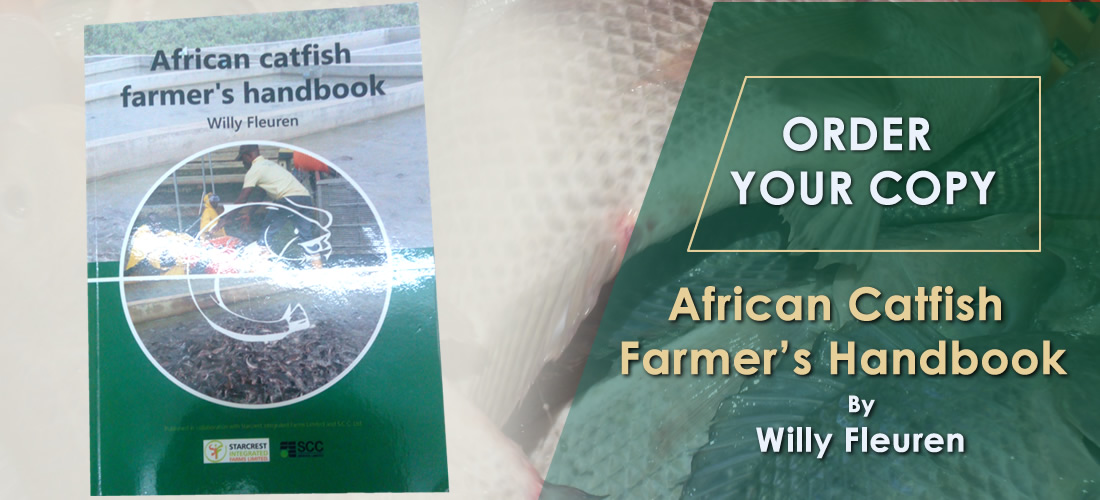 Order Your Copy - African Catfish Farmers Handbook